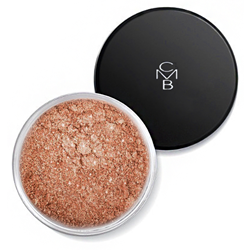 Bronzed Gold Shimmer Powder