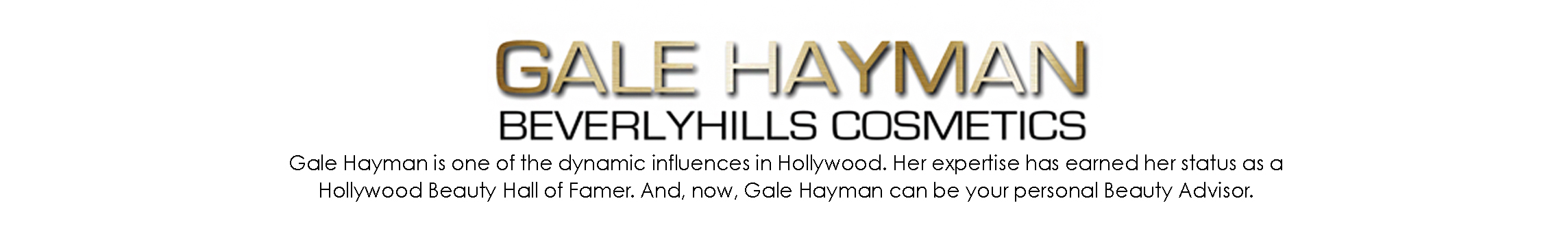Gale Hayman Into Banner